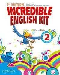 INCREDIBLE ENGLISH KIT. CLASS BOOK 2. 3RD EDITION