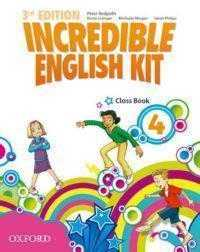 INCREDIBLE ENGLISH KIT 3RD EDITION CLASS BOOK