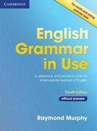 ENGLISH GRAMMAR IN USE. Fourth edition. Without answers ( si no el tenen)