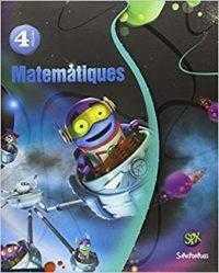 NOU MATEMATIQUES 4 EP