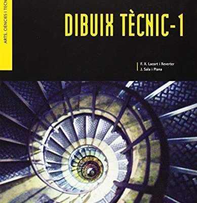 DIBUIX TÈCNIC 1 + MANUAL AUTOCAD BATX AULA 3D