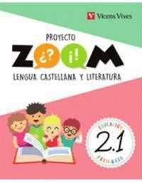 LENGUA 2 CASTELLÀ PROYECTO ZOOM