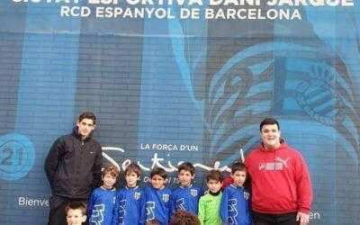 Sortida al RCD ESPANYOL DE BARCELONA