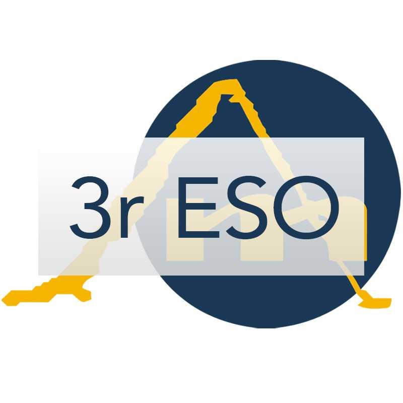 Pack Tercer ESO
