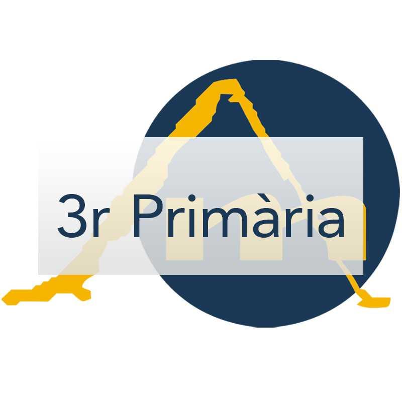 Pack Tercer Primària
